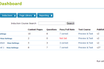 VISITOR screenshot: Manage employee and contractor Inductions