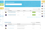 Motivosity screenshot: Create customizable awards for the company, departments, teams, etc.