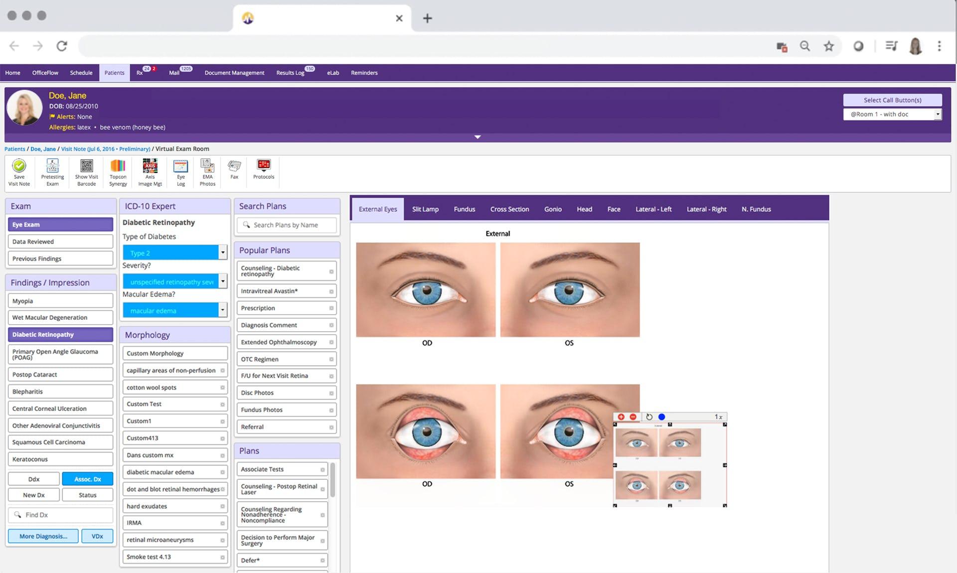 Modernizing Medicine Software - 4