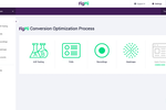 Capture d'écran pour FigPii : FigPii home dashboard