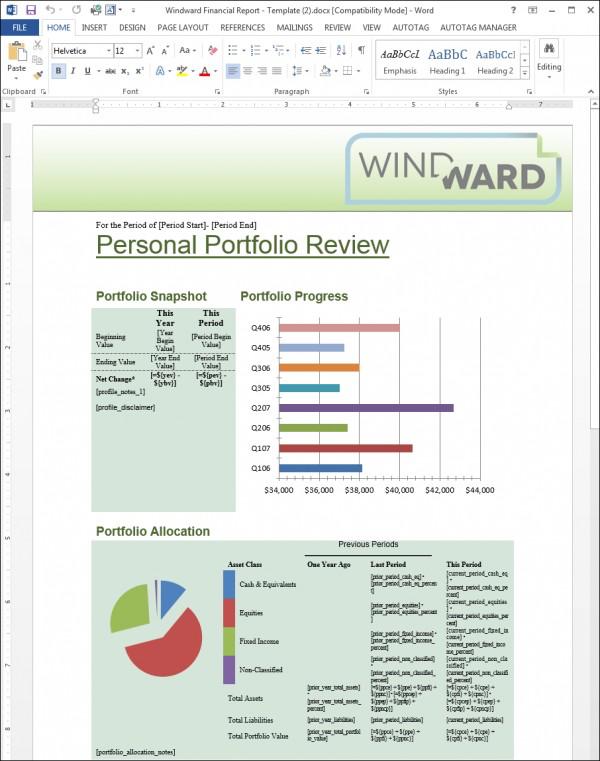 Windward Hub Software - 3