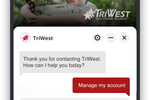 Pypestream Software - TriWest for the VA and veterans account management