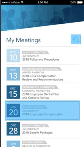 emPower Digital Boardroom Platform Software - 2