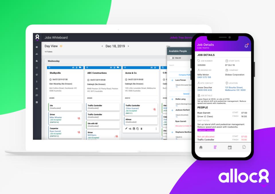 Alloc8 Software - 1