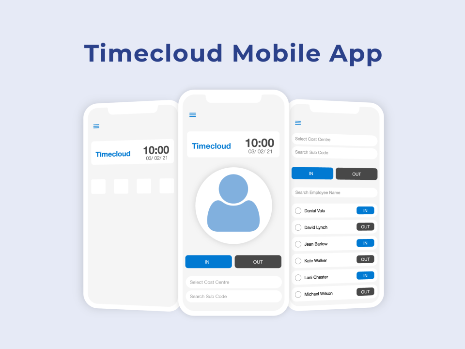 TimeCloud Time and Attendance Software - 4