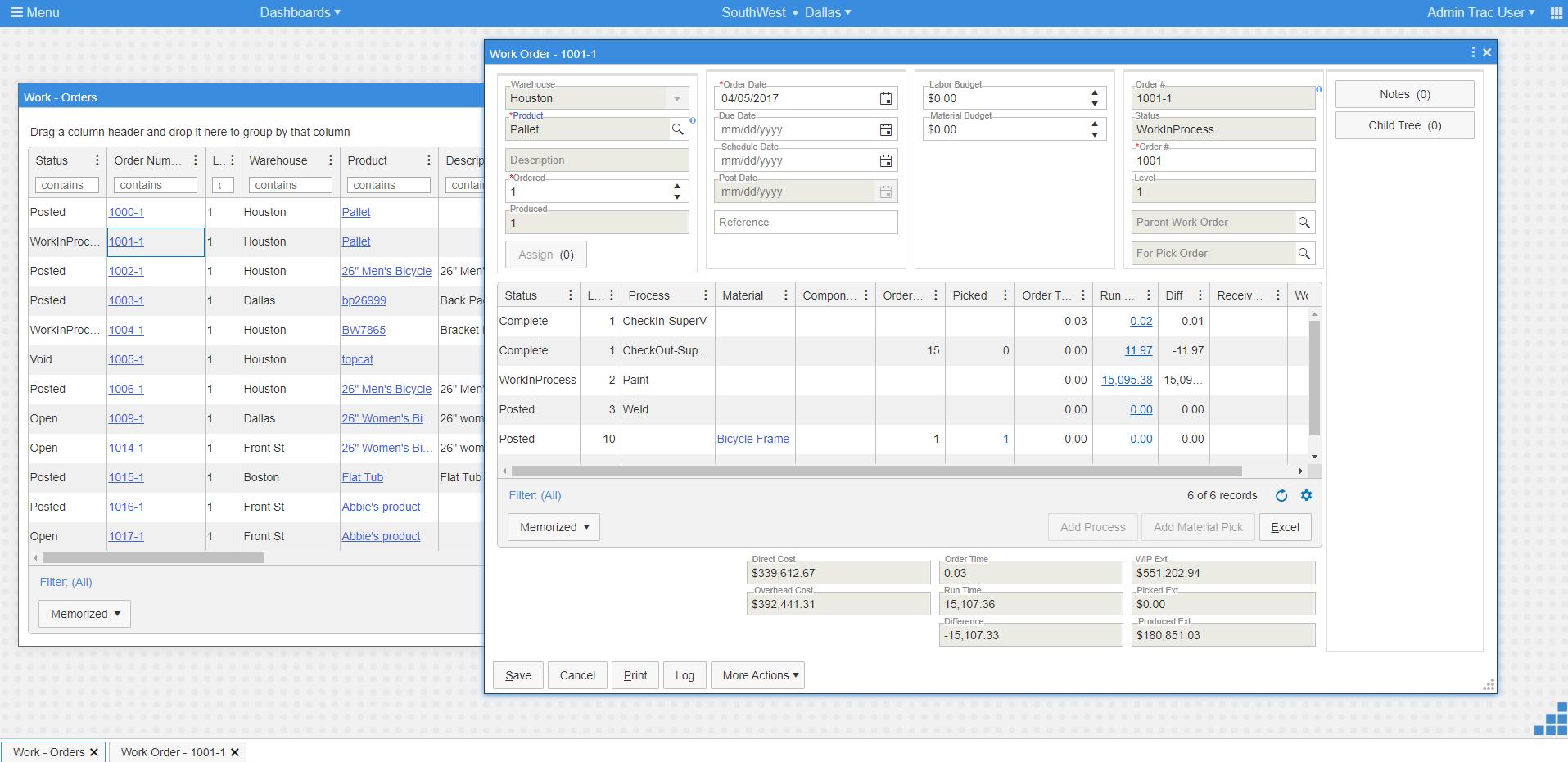 Flowtrac Software - 5