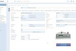 Ultimo Enterprise Asset Management screenshot: Safety and medical management dashboard for healthcare industries