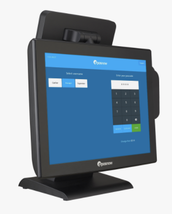 Epos Now Software - Prevent unauthorized access with employee pin numbers