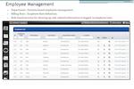 TimeLive screenshot: Employee Management