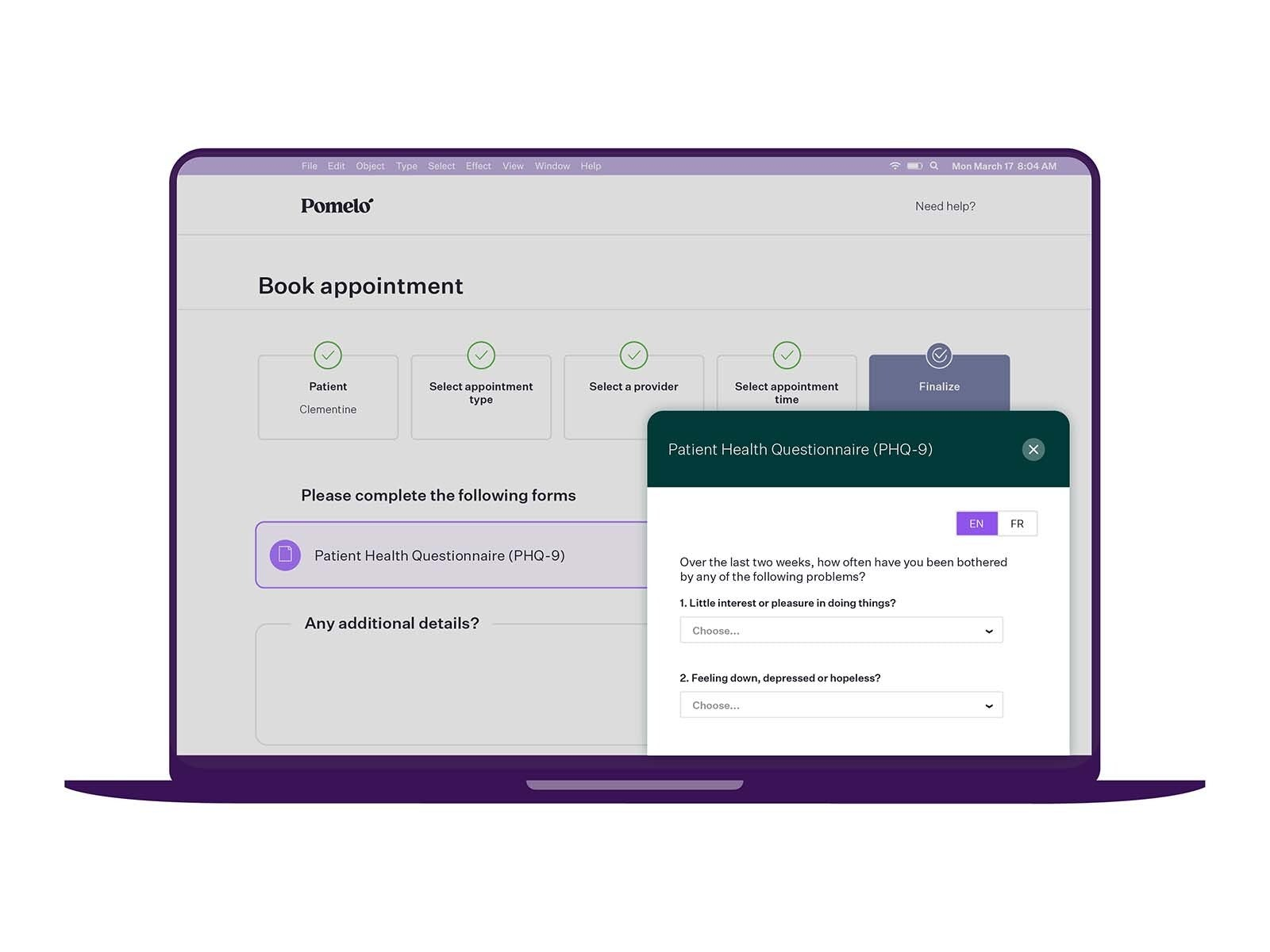 Pomelo Health Software - 2