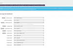 BlueWinston screenshot: Map xml tags to BlueWinston
