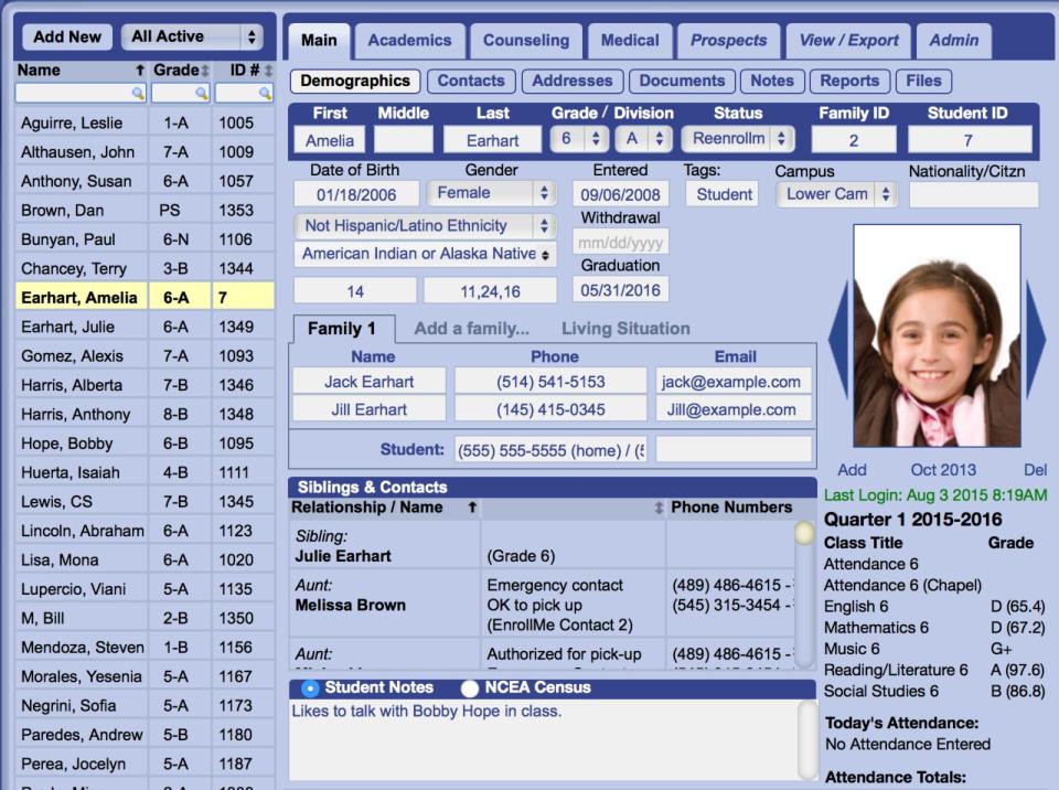 Gradelink Software - 1