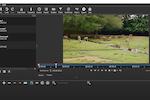 Capture d'écran pour Shotcut : Shotcut video playlist