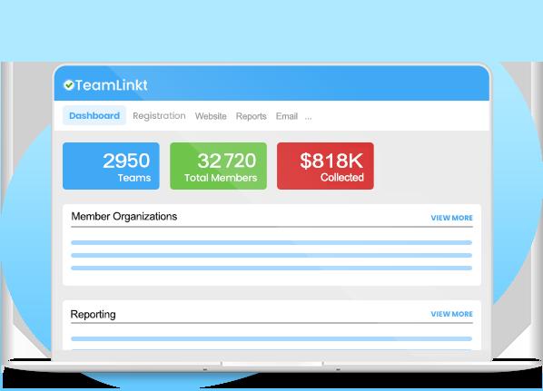 TeamLinkt League/Club Management Tools