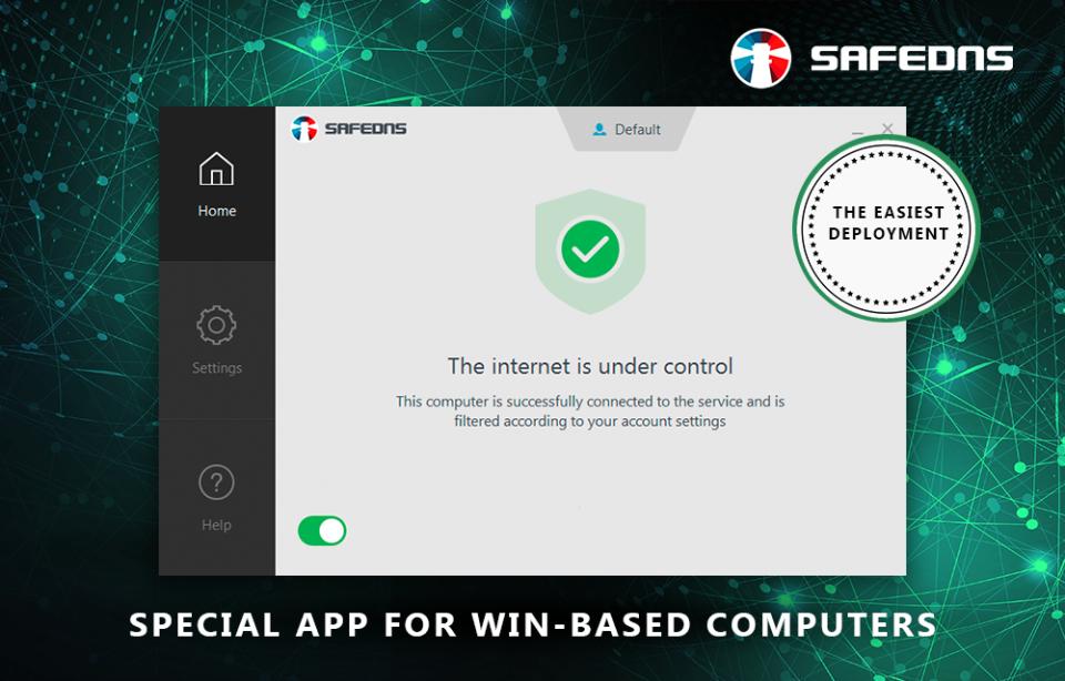 SafeDNS Software - 1