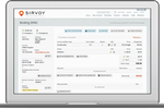 Sirvoy screenshot: The booking detail page in Sirvoy Booking System