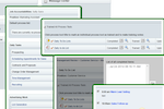 TouchStone Business System screenshot: Employee training can be tracked and managed
