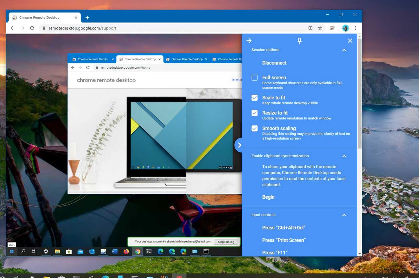 Chrome Remote Desktop Erfahrungen, Kosten & Bewertungen   GetApp ...
