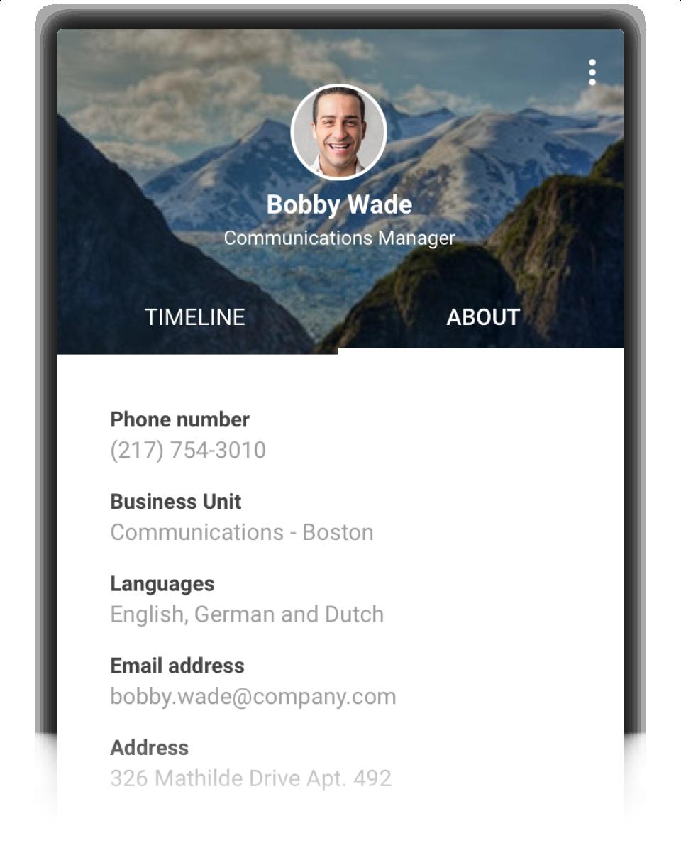 Speakap Software - Speakap profile