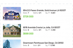 IXACT Contact screenshot: Integrate listings into your website with IReal Estate Website IDX.