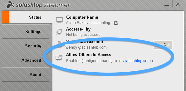 Managers can assign role-based access and define permissions