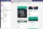 Cocoom screenshot: Cocoom integration with Microsoft Teams