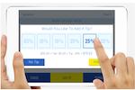 SmartSwipe screenshot: Add & track tips
