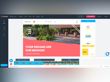 Promo.com Software - Spread the word about your business with our pre-designed outros. Boost awareness and engagement with your business.