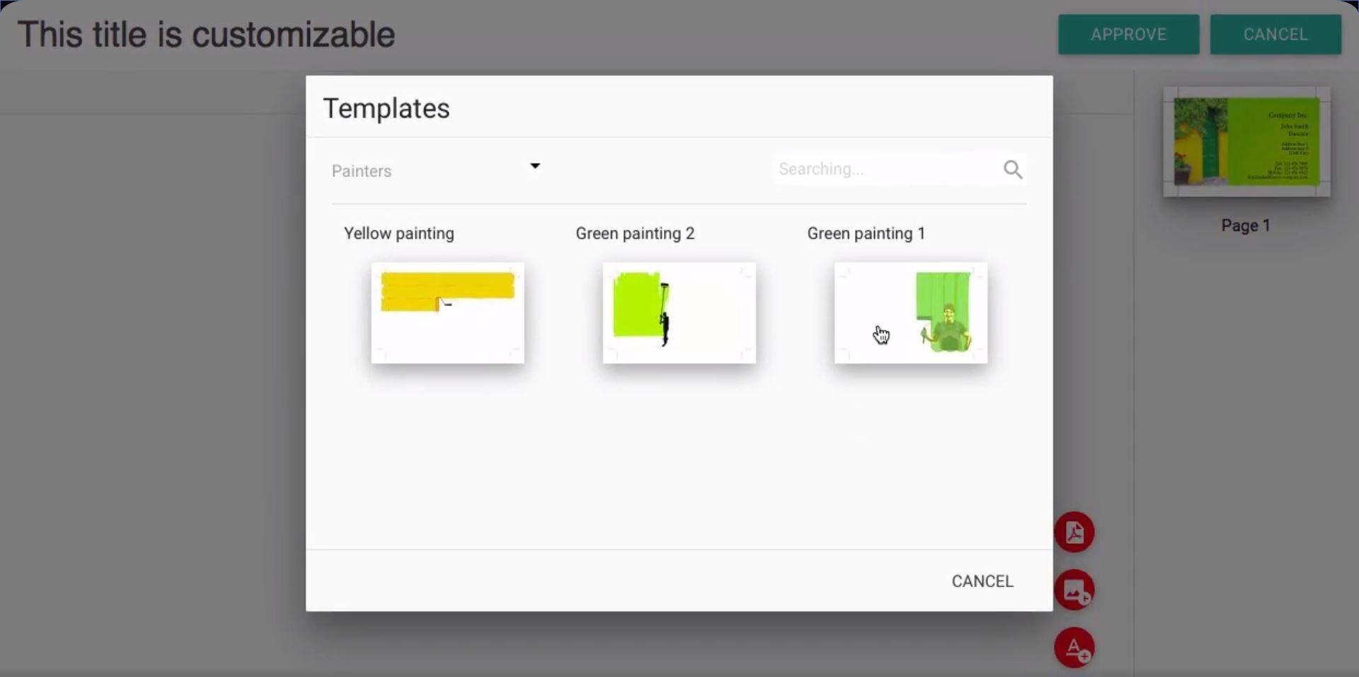 wp2print Software - 2