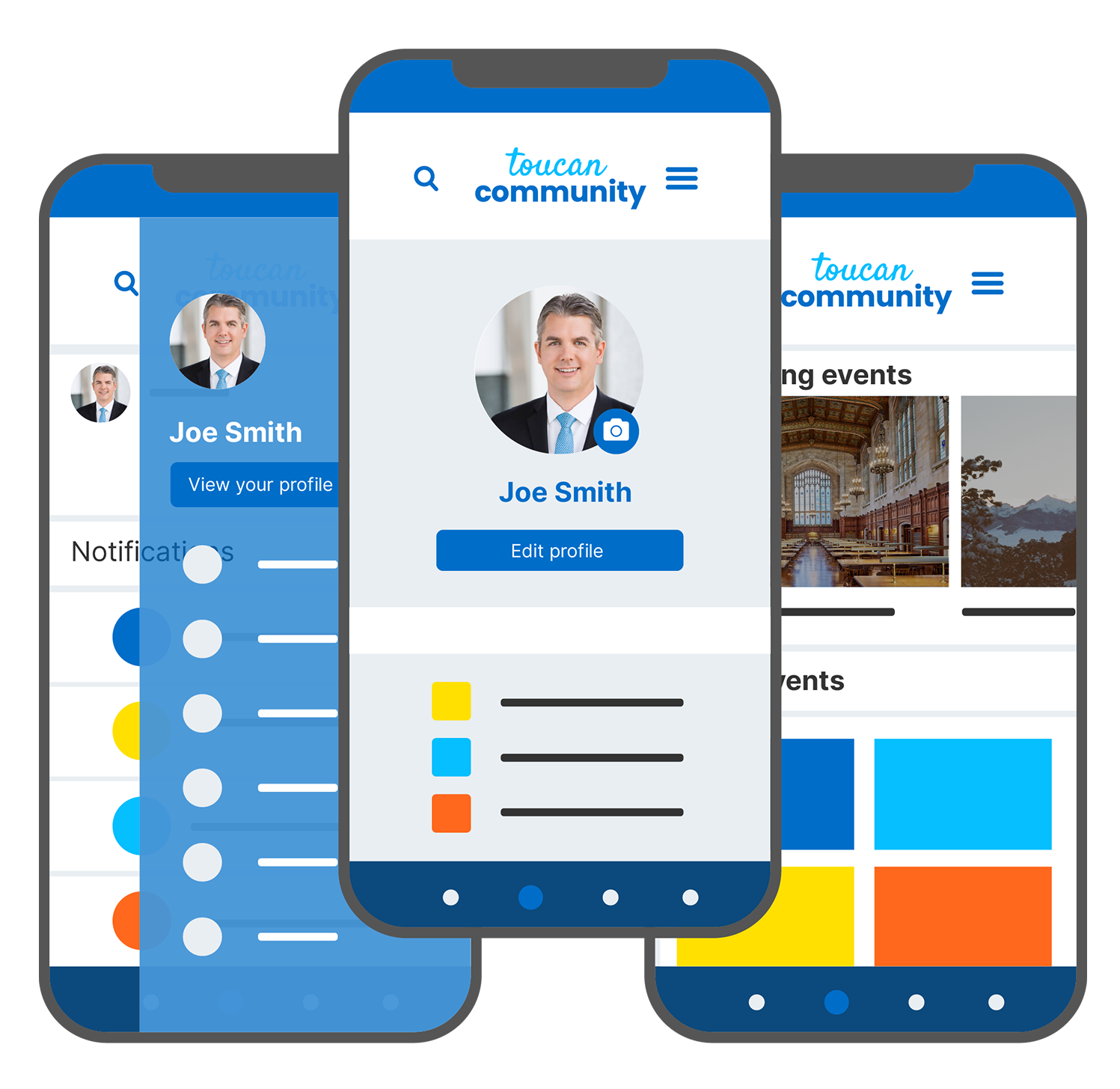 ToucanTech Software - Take your community on the go with our app