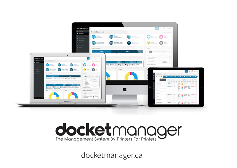 DocketManager: The Management System By Printers For Printers