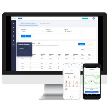 InnBuilt HRMS Software - Web and Mobile based Attendance & Leave management