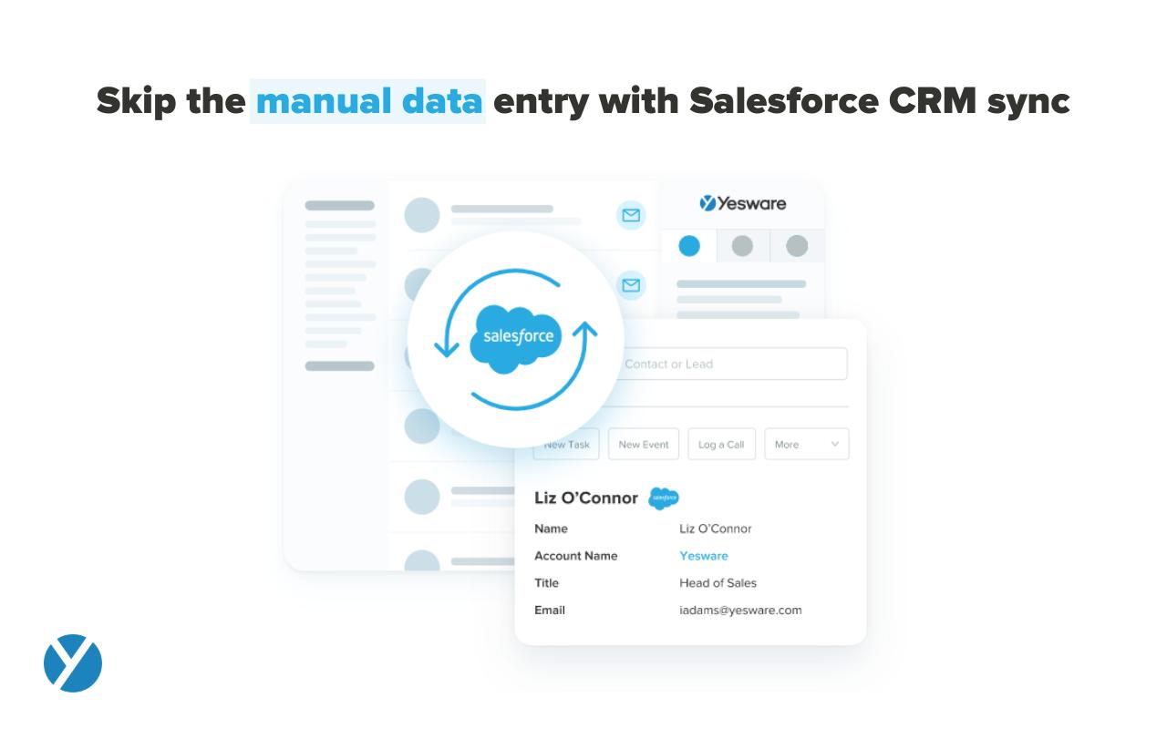 Yesware Software - Salesforce Integration