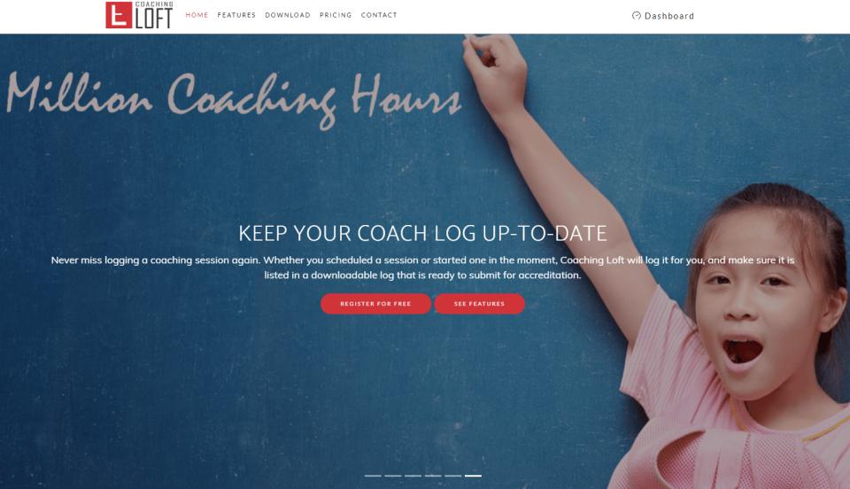 Coaching Loft Software - Auto Coaching Log