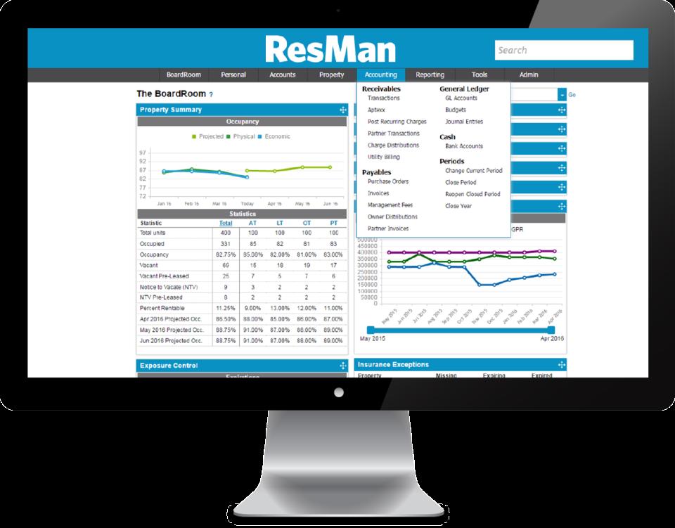 ResMan Software - 1