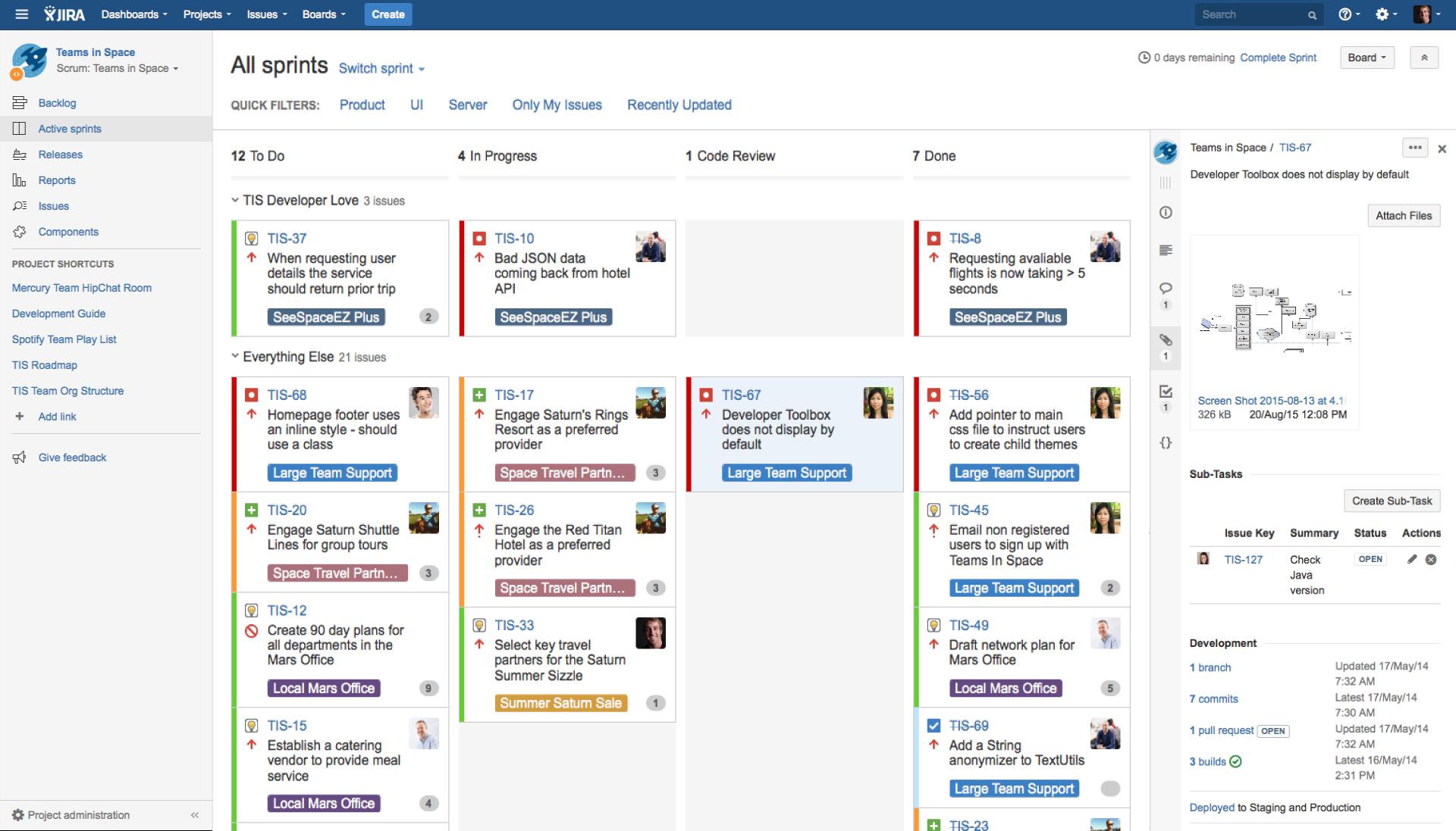 Jira Software - Agile Development