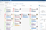 Jira screenshot: Agile Development