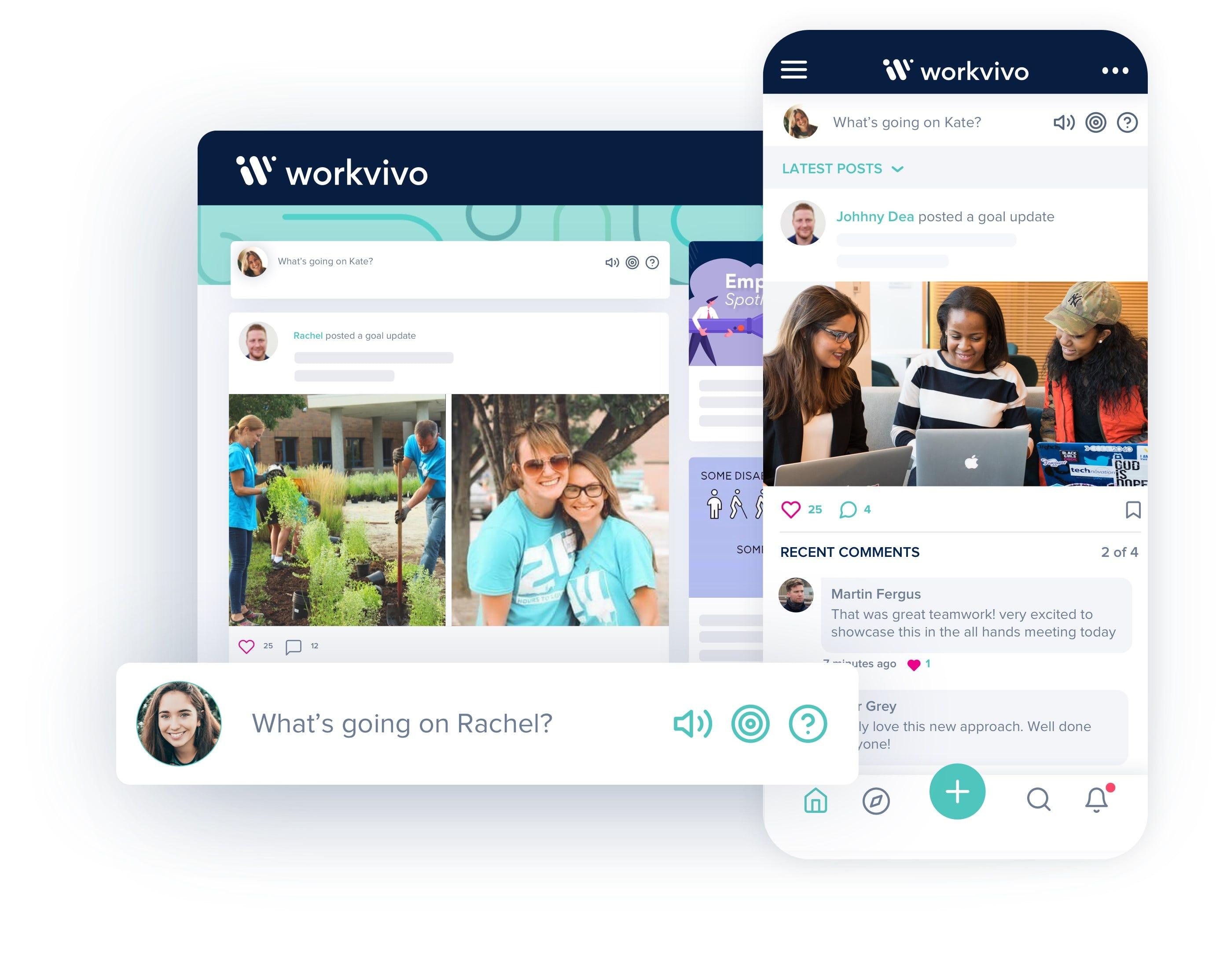 Workvivo Software - 1