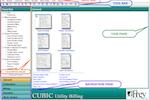 CUBIC screenshot: CUBIC home screen