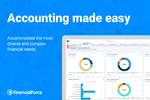 FinancialForce Accounting screenshot: Accounting application that support all business needs