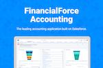 FinancialForce Accounting screenshot: 100% native to Salesforce