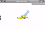 Directorpoint screenshot: Add annotations to documents