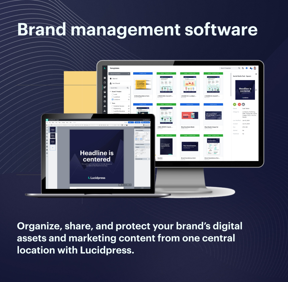 Brand management - new