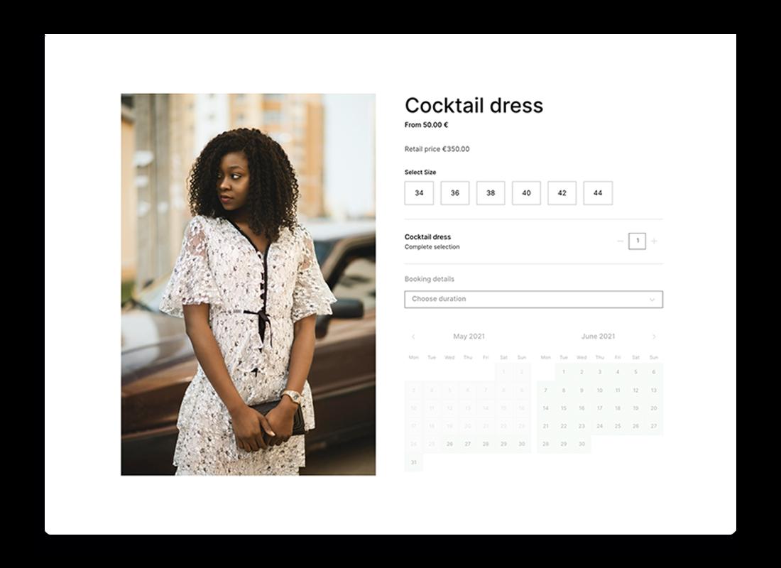 E-commerce website