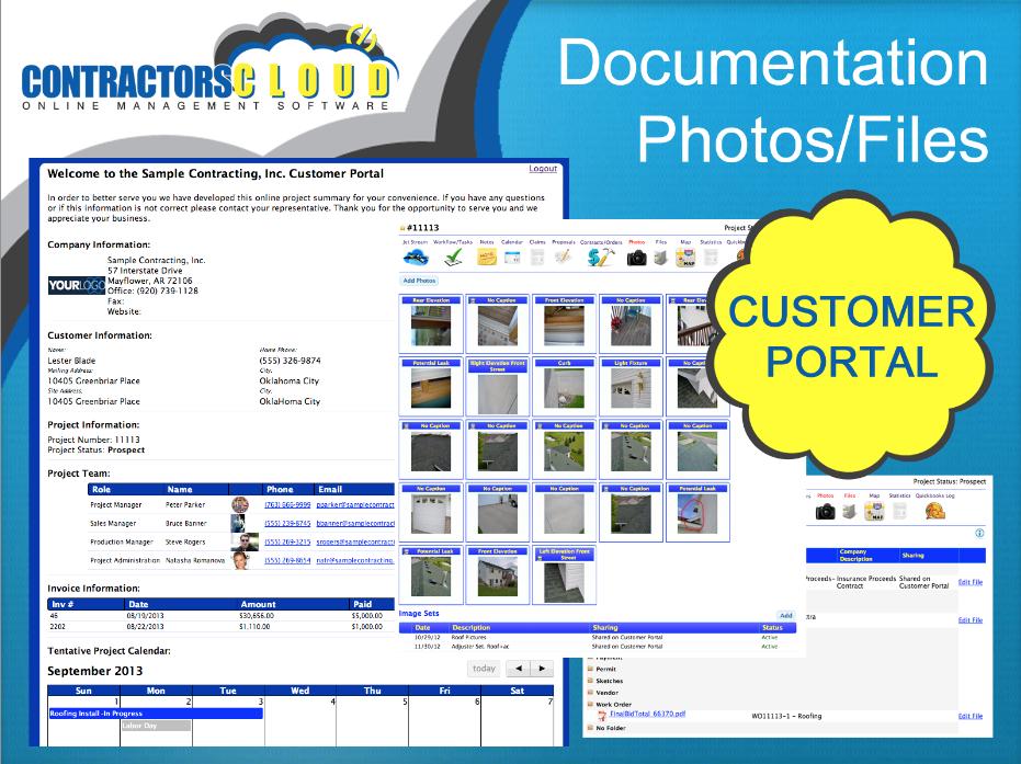 Contractors Cloud Software - Documentation