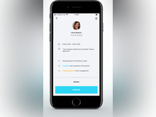SocialSchedules Software - Worker timeoff requests, approvals and availability management