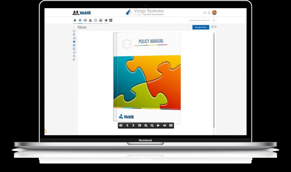 WebHR Software - 4