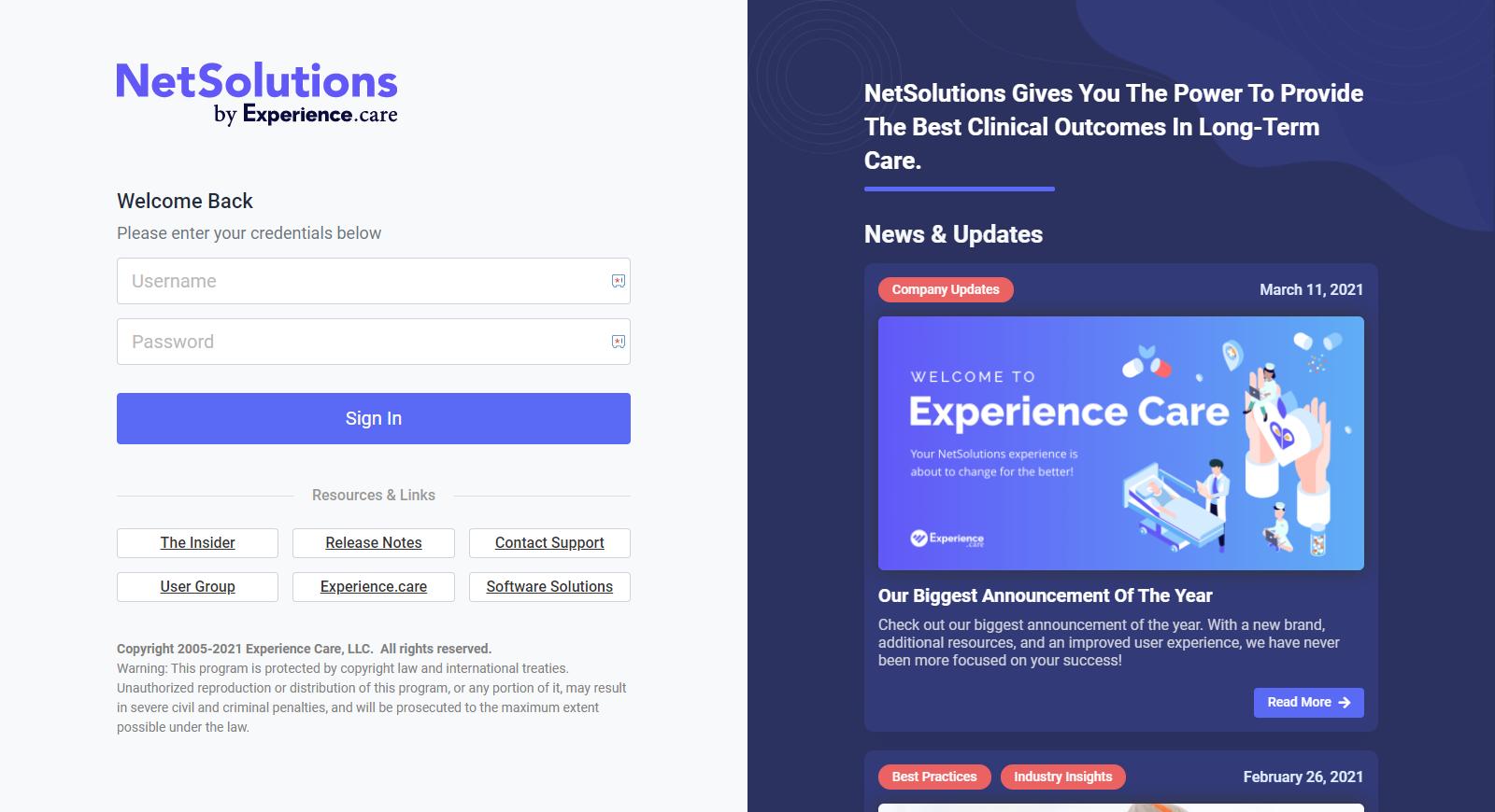 NetSolutions Software - 1