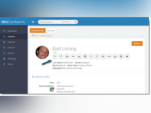 BigContacts Software - Automatically update social profile information using over 100 different sources