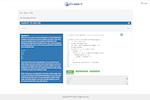 Evalart screenshot: Evalart online tests